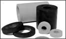 Lathe-cut and vulcanized rings made of NR, SBR, NBR, EPDM, CR, Silicone, Viton, FPM, FKM